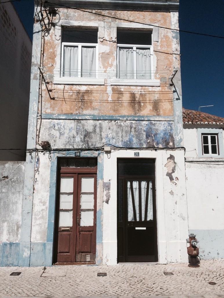 Hus i Peniche