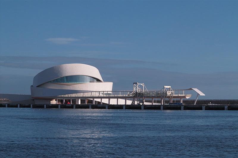 Guggenheim i Port?